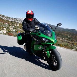 Kawasaki Z 1000 SX: Sport und Touring verfeinert