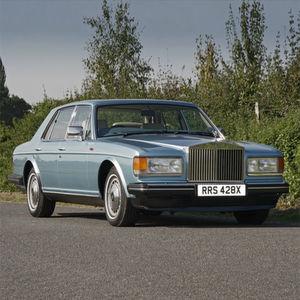Rolls-Royce Silver Spirit: Der Straßen-Verwandler