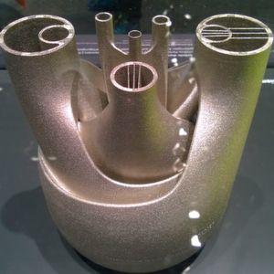 Trumpf präsentierte Prozesskette für industriellen 3D-Druck