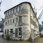 Un jour dans le port d'Hambourg