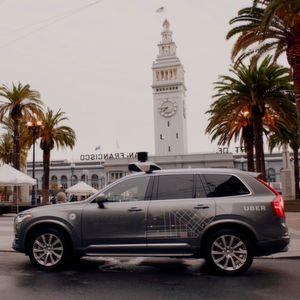 Uber lässt wieder autonom fahren