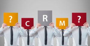 Meist in der Linienorganisation versteckt: das CRM-Team.