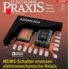 MEMS-Schalter ersetzen elektromechanische Relais