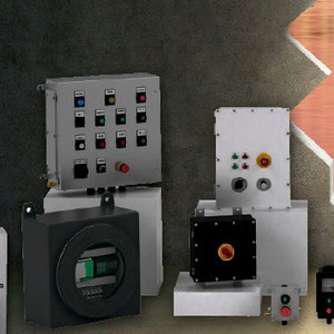 Discover One-Stop Turnkey Solutions for Process Automation and Explosion Protection