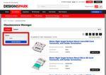 Designspark Obsolescence Manager: Die Produktsuche kann über die Homepage des Obsolescence Managers erfolgen oder wie in diesem Bild über die Produktseite.