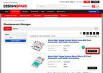 Designspark Obsolescence Manager: Hinzufügen eines Produktes