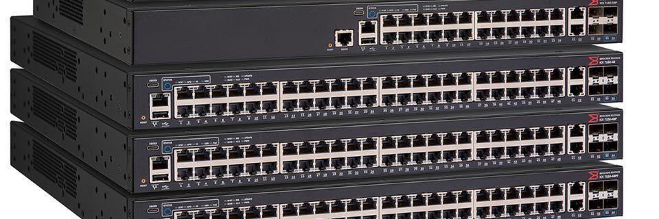 Die Brocade-Ruckus-ICX-7150-Switches soll es 2017 als 10/100/1000-MBit/s-Modelle mit 12, 24 und 48Ports geben.