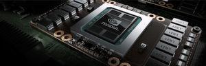 Nvidia Tesla P100, derzeit leistungsstärkste Datencenter-GPU für HPC-Anwendungen