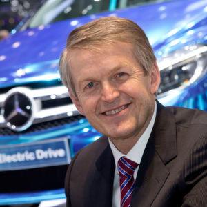 Daimler investiert weiter in den Verbrennungsmotor