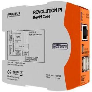 RevPi, modularer Industrie-PC für die Automation