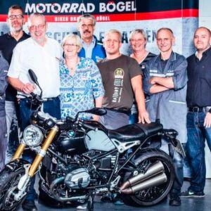 Motorrad Bögel sucht Zweiradmeister