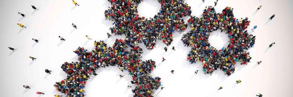 Die Zusammenarbeit in Leistungsverbünden könnte eGovernment beschleunigen