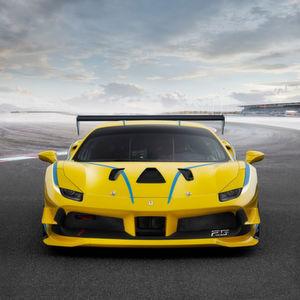 Ferrari stellt 488 Challenge vor