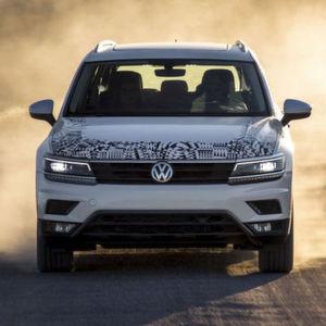 VW Tiguan Allspace: Kodiaq lässt grüßen