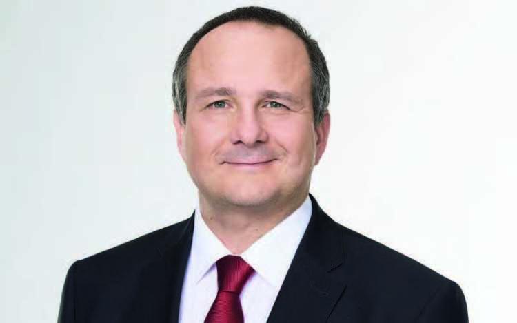 Distributoren Platz 1: Ernesto Schmutter, Ingram Micro Disribution GmbH, Vorsitzender der Geschäftsführung