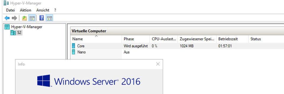Von den Hyper-V-Neuerungen in Windows Server 2016 profitieren Unternehmen jeder Größe.