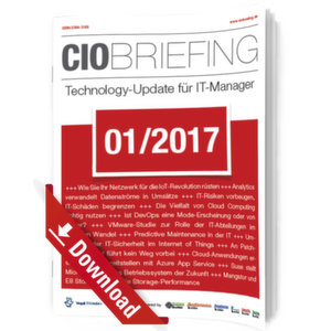 CIO Briefing 01/2017