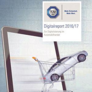 Aktueller TÜV-Report zeigt: Digital ist noch Luft nach oben