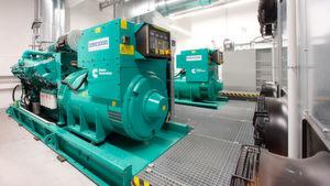 Eigene Generatoren helfen dabei, unabhängiger in Sachen Energie zu sein.