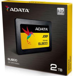 Adata-SSD mit bis zu 2 TByte Speicher