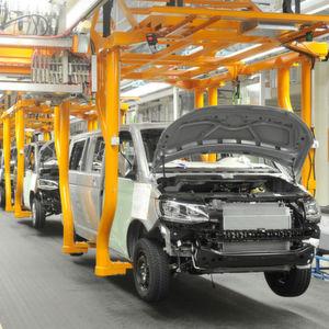 VW streicht in Nutzfahrzeugwerk 1.500 Stellen