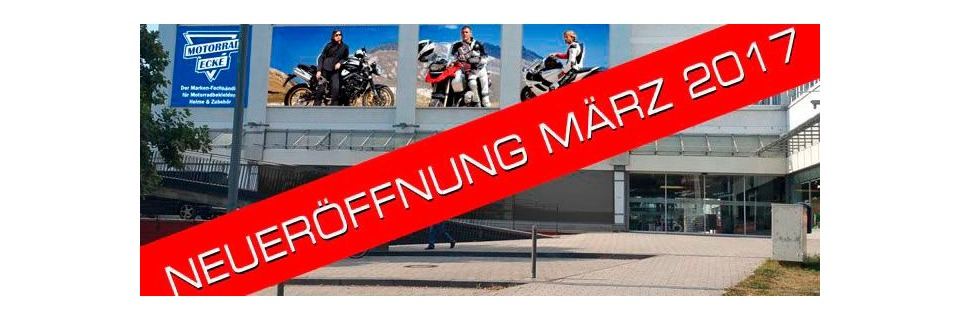 Motorrad-Ecke: Neueröffnung in Böblingen