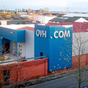 OVH baut erstes RZ in Deutschland