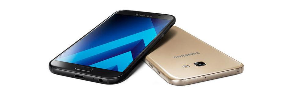 Das Samsung Galaxy A5 kommt im Februar in einer neuen Version auf den Markt.