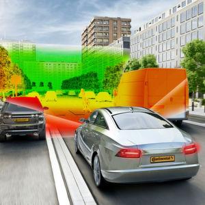 Continental entwickelt 3D-Umfelderfassung