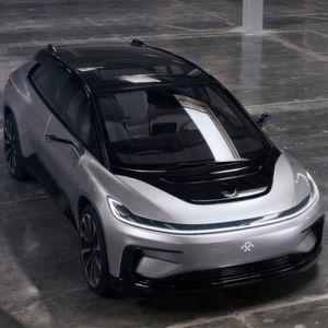 Faraday Future will erstes E-Auto ab 2018 ausliefern