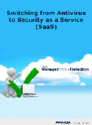 Wechsel von Antivirus zu Security als Serviceleistung