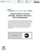 Virtueller Speicher, Disaster Recovery und Konsolidierung