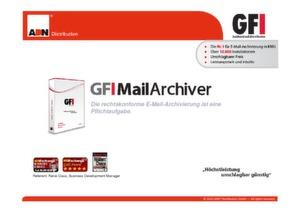Die rechtskonforme E-Mail-Archivierung ist Pflichtaufgabe!