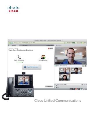 Effektiver kommunizieren mit Cisco UC-Lösungen
