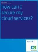 Wie kann ich meine Cloud-Services absichern?