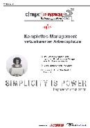 Komplettes Management virtualisierter Arbeitsplätze