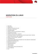 Migration zu Linux