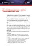 Red Hat Enterprise Linux 6 Server