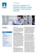 Mit flexiblem NetApp Unified Storage in die Zukunft