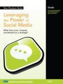 Die Macht der sozialen Netze nutzen