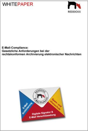 E-Mail-Compliance: rechtskonform archivieren