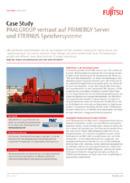 Paal setzt auf Primergy Server und Eternus Speichersysteme