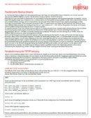 Leistungsoptimierung von Eternus CS800