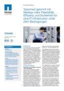 Flexibilität, Effizienz, Sicherheit für die IT-Infrastruktur
