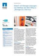 "WienIT auf dem Weg zu ""Storage as a Service"""