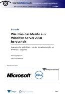 Wie man das Meiste aus Windows Server 2008 herausholt