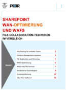 File Collaboration-Techniken im Vergleich