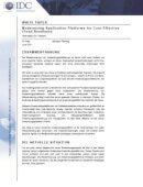 Modernizing Application Platforms