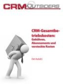 CRM-Gesamtbetriebskosten