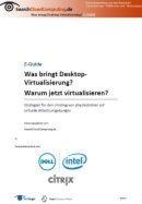 Was bringt Desktop-Virtualisierung?